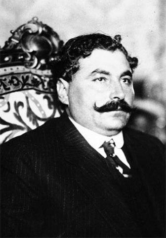 Nombramiento de Eulalio Gutierrez