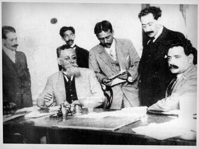 Nacimiento de la Constitución de 1917