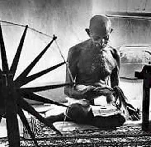 Gandhi travels