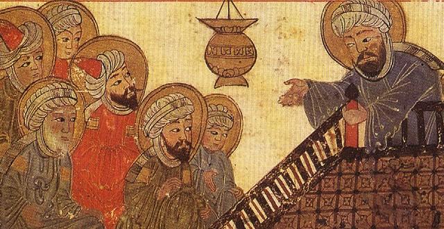 Mahoma lleva a cabo la hegira