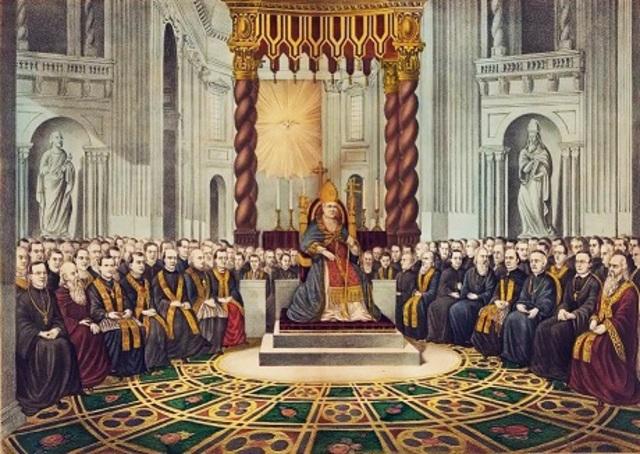 se crea el estado pontificio