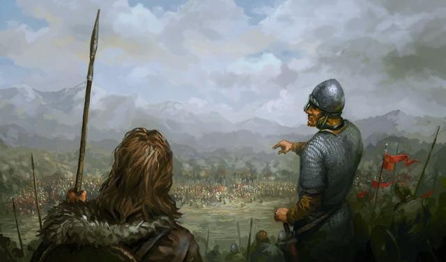 los vikingos conquistan inglaterra