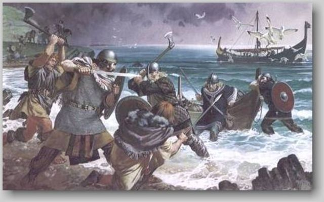 los vikingos colonizan groenlandia