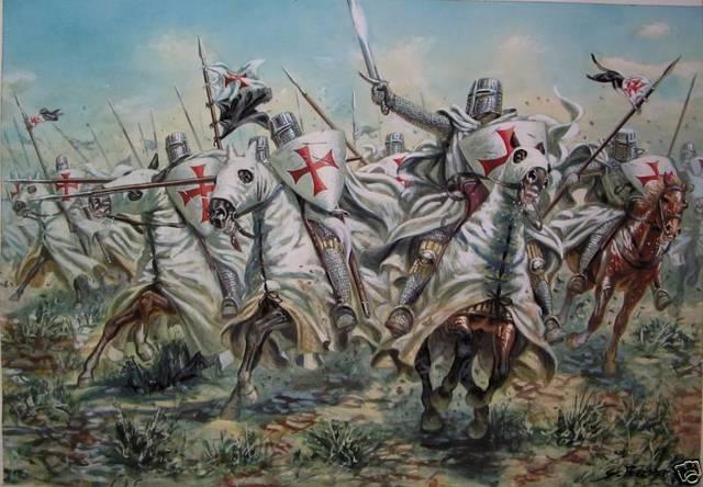 se inician las cruzadas