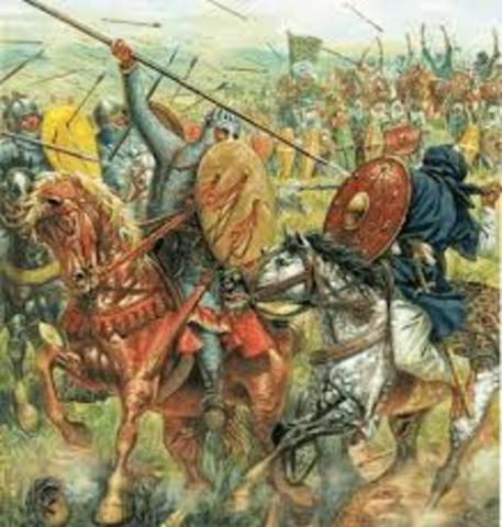 invasión  almorávide a España