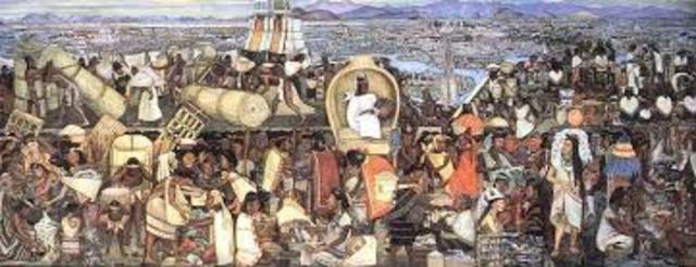 los mexicas fundan tenochtitlán