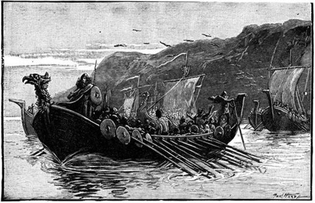 Victoria de Abderraman II sobre los Vikingos