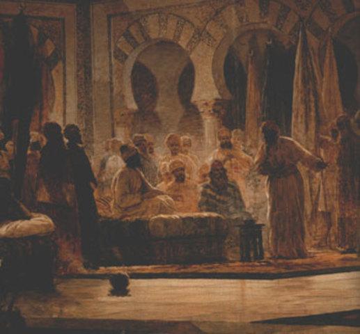 Muerte de Abderraman III
