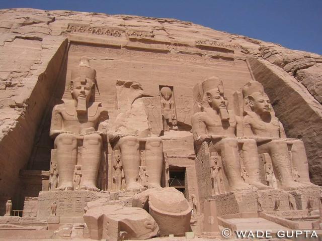 ANTIGÜEDAD: Egipto (SPEOS)