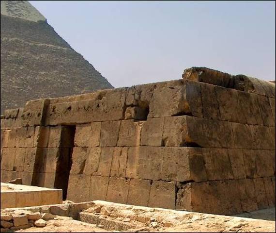 ANTIGÜEDAD: Egipto (LA MASTABA)