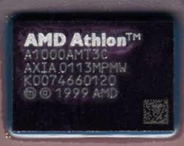 AMD K7/Athlon
