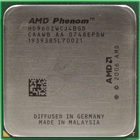 AMD Phenon