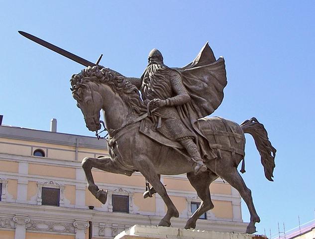 Sancho II nombra al Cid Campeador