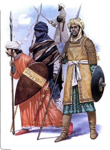 Los almohades toman Sevilla