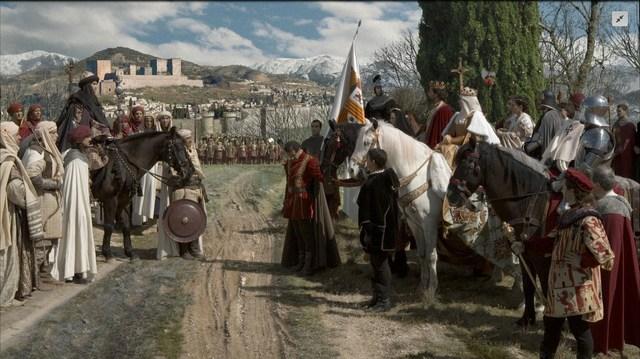 Capitulaciones de Granada
