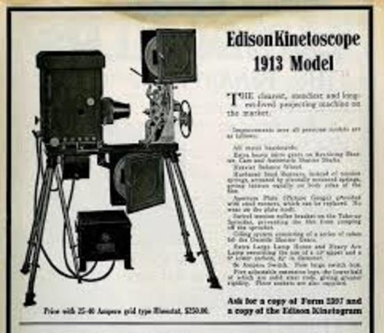 Commercial motion pictures