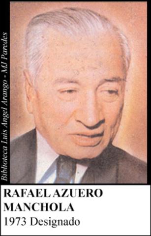 Rafael Azuero Manchola