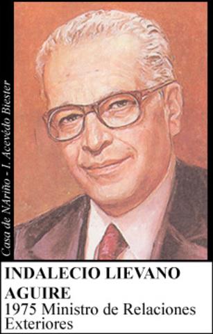 Indalecio Lievano Aguirre