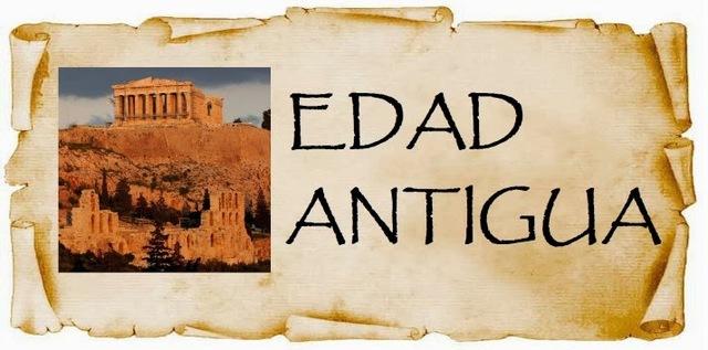 APROX. 4.000 AÑOS A.C. EDAD ANTIGUA