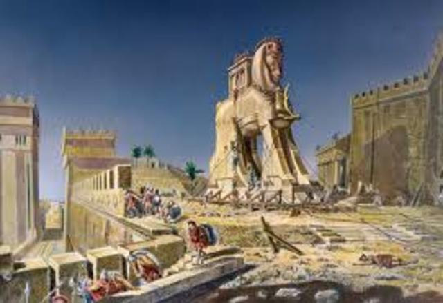 Trojan War Part 1