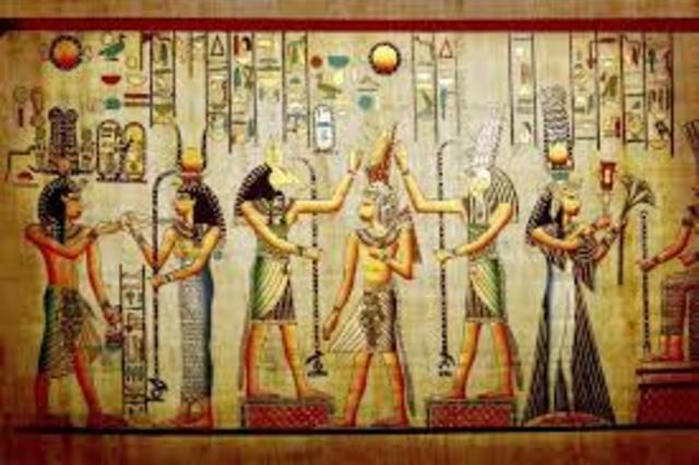 EGIPTO 4000 A.C