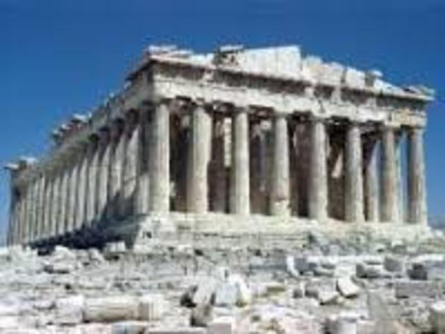 GRÉCIA  1000 A.C
