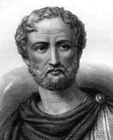 PLINIO EL VIEJO (323-379 D.C.)