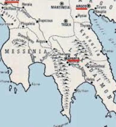 First Messenian War