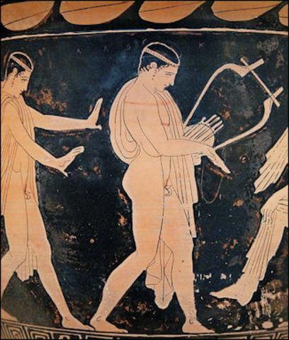 Earliest Lyric Poets