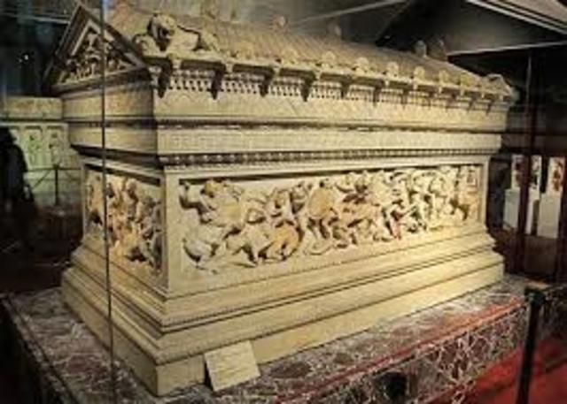 Alexander's Death