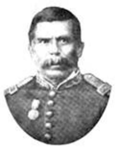 General José María Orantes