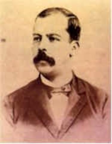 Licenciado Manuel Estrada Cabrera
