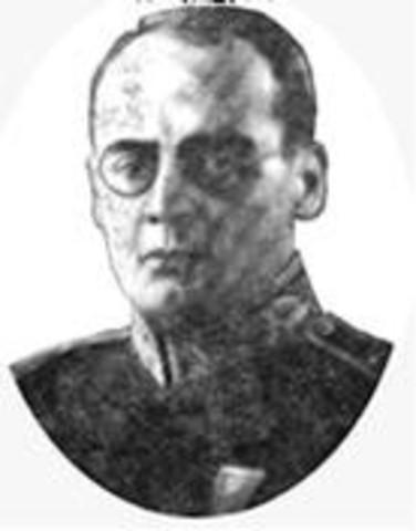 General Lázaro Chacón