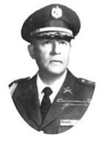 Coronel Enrique Peralta Azurdia