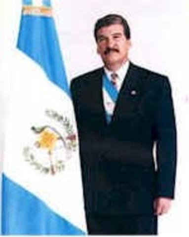 Lic. Ramiro de León Carpio