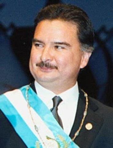 Lic. Alfonso Antonio Portillo Cabrera