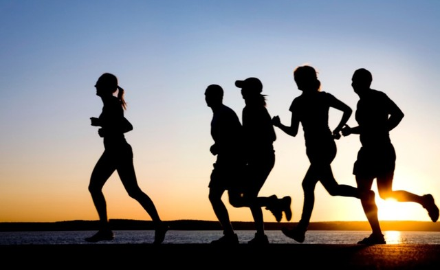 40s (2040-2049): Physical Activity