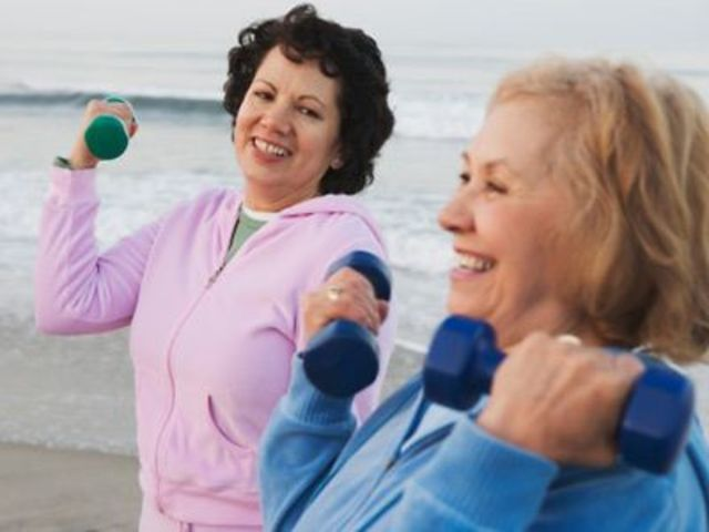 50s (2050-2059): Physical Activity