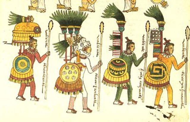 VII Evolución en la Época Prehispánica y Colonial