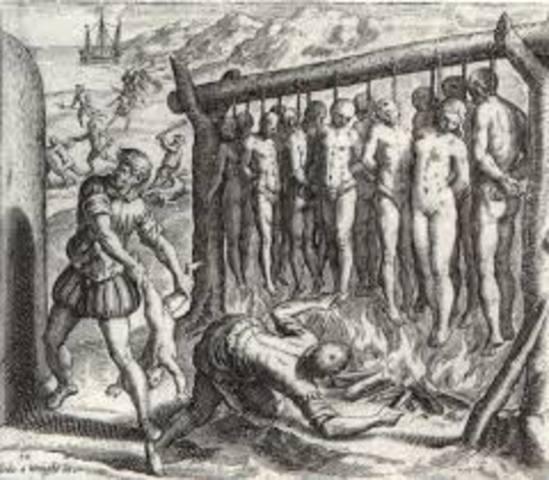 XI Devastación y Muerte