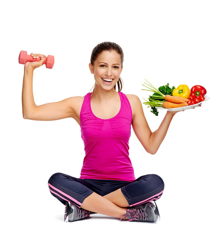 Eating Healthy and Exercising in your Twenties