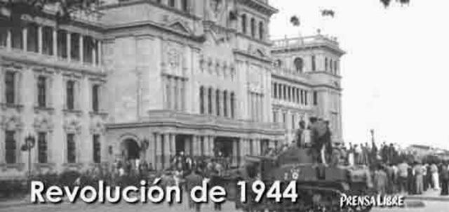 XXIII Revolución de 1944