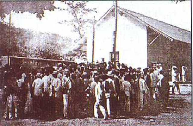XXVIII Huelga de Campesinos