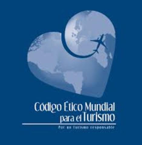 CODIGO DE ETICA MUNDIAL PARA EL TURISMO