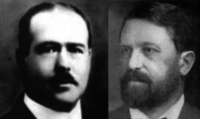 Theodor Boveri & Walter Sutton