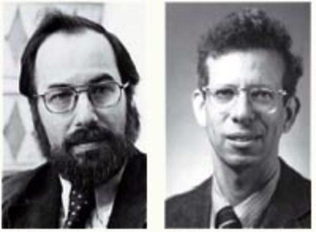 Howard Temin & David Baltimore