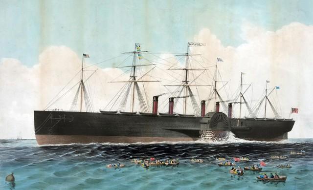 Steam Ships