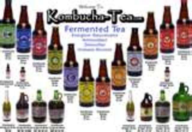 Fermented Tea- Used for illnesses