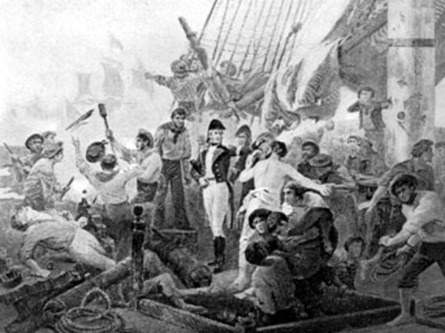 The Battle of Plattsburg