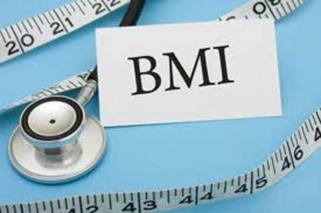 Keep track of BMI
